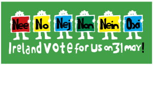 Ireland Vote No on May 31